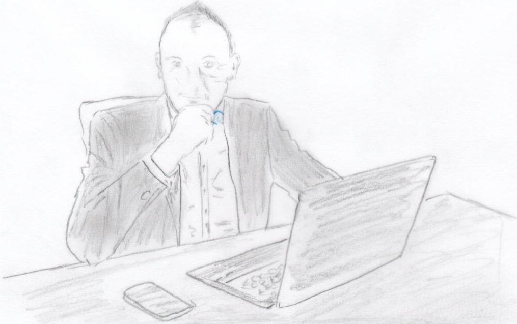 Skizze: Matthias Zetzl, Profi ffrü Bau-Finanzierung, klärt über Chancen & Risiken verschiedener Finanzierungsmodelle auf.